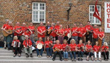 Group photo in Ribe